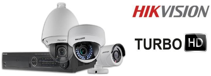 Tercera generación Turbo HD de Hikvision ofrece vídeo 4K a los sistemas analógicos