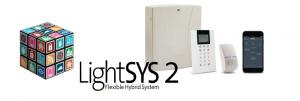 LightSYS™ 2 finalista como Producto de Intrusión en IFSEC